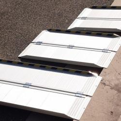 Rampe mobile en aluminium MOOV PMR