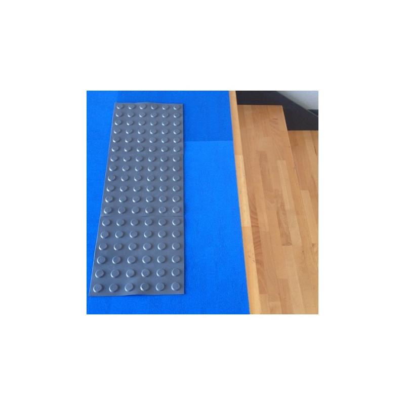 Rampe de seuil pmr en aluminium pour accessibilit et for Seuil pmr porte fenetre
