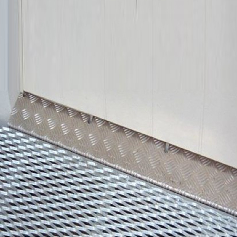 module de jonction entre plateforme et seuil de porte de 470 x 960 mm. Black Bedroom Furniture Sets. Home Design Ideas