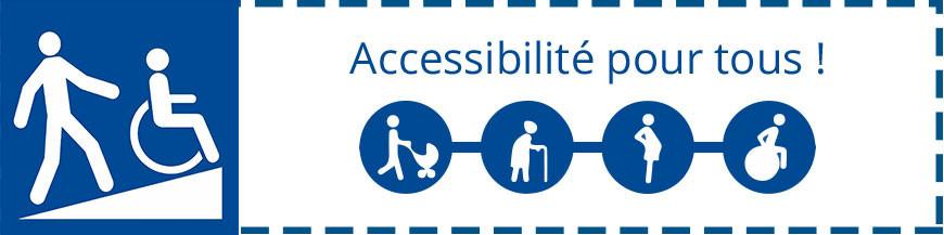 Rampe d'accès Handicapé